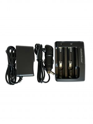 NightSnipe 2-Port Charger
