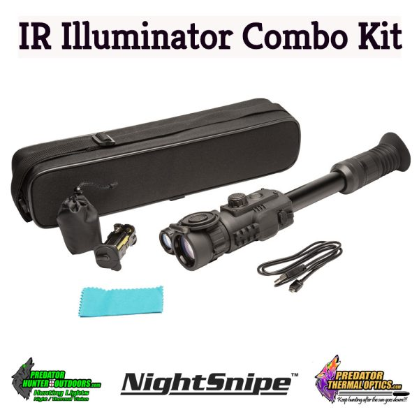 IR Illuminator Comb Kit