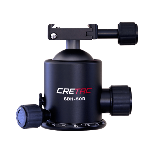 CRETAC Tripod Ball Head