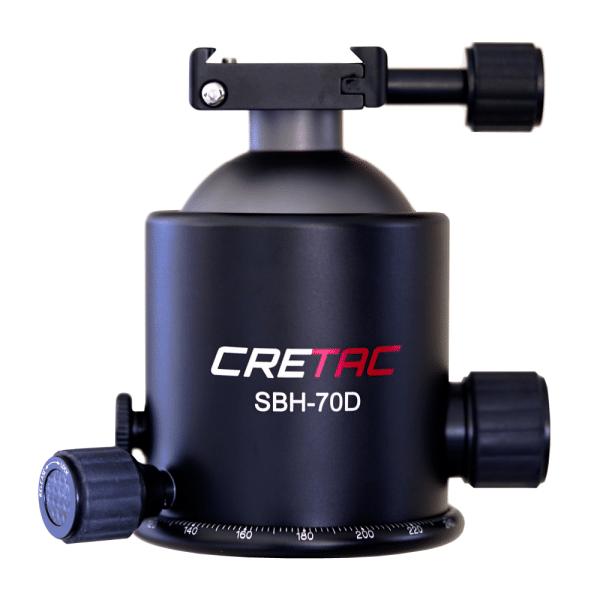 CRETAC Tactical Shooting Ball Head SBH-70D