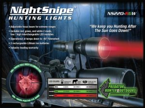 NightSnipe NS220 RGW Kit
