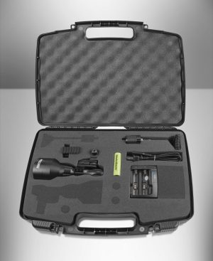 Nightsnipe NS550 IR Hunting Light Kit