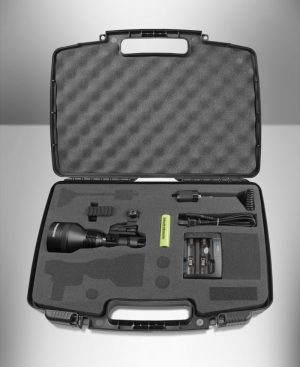 NightSnipe NS750 Class-1 Dimmable Hunting Light Kit