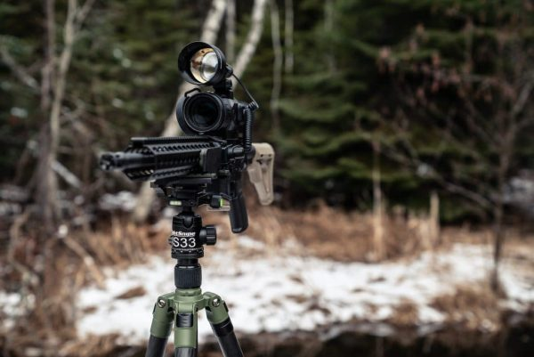 Coyote hunting, hog hunting, Thermal, Night vision, Ir Illuminator,