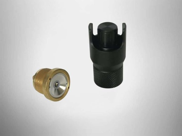 Dimmer Dial Tailcap and LED