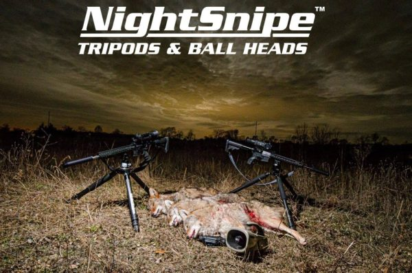 Coyote Hunting, Predator Hunting, Hog Hunting, Shooting Tripod, Hunting Tripod, Shooting Ball Head, Thermal, Night vision, Pulsar Thermal, Thermion, Trail, ATN
