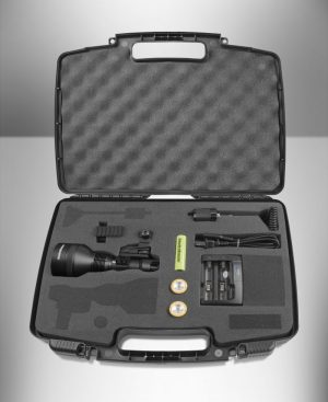 NightSnipe NS750 Class-2 Dimmable Hunting Light Kit
