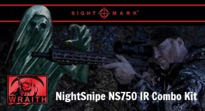Sightmark Wraith / NS750 IR Combo Kit