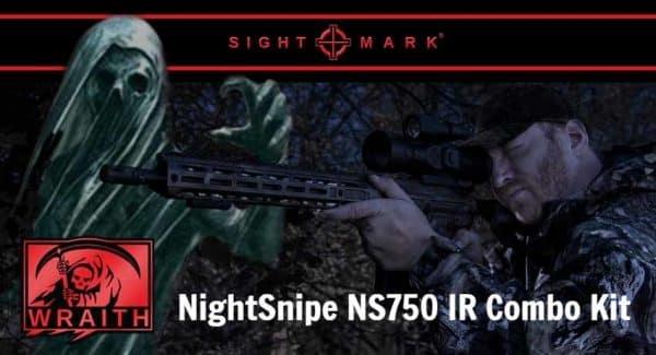 Sightmark Wraith / NS750 IR Combo Kit