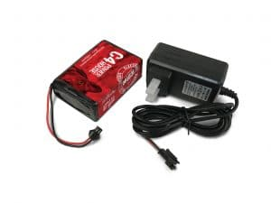ICOtec C4 Power House Rechargeable Lithium Battery Pack
