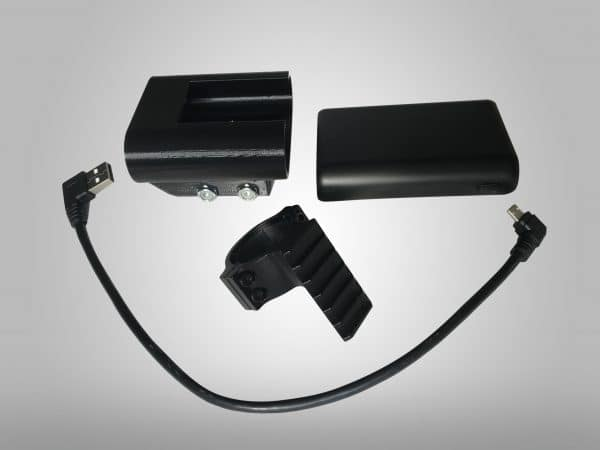 Pulsar Thermion / Digex NS10,000 Rechargeable Battery Combo Kit