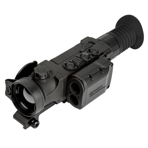 The Pulsar Axion Key XM22 delivers big on thermal imaging performance but is compact enough to fit in your pocket and weighs just 8.8 ounces.