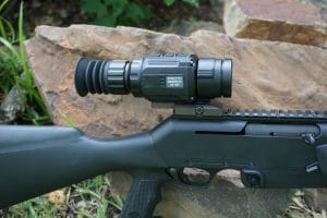HOGSTER-R 35mm Lens and 25mm Lens Thermal Riflescope