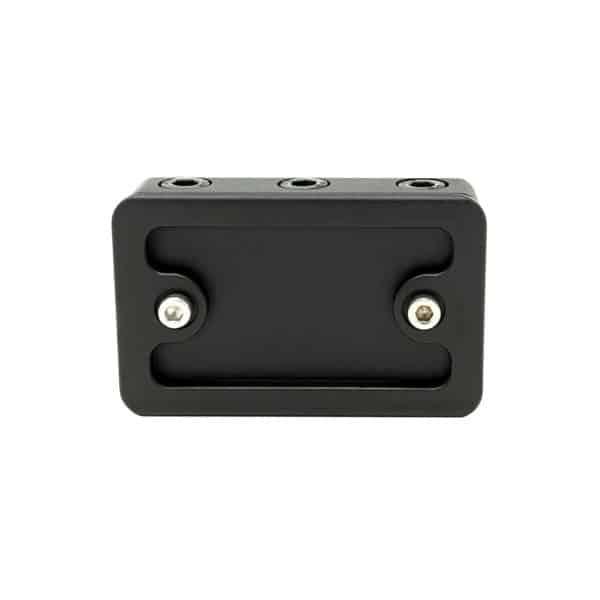 Picatinny Rail Ball Head Adapter (Arca-Swiss Plate)