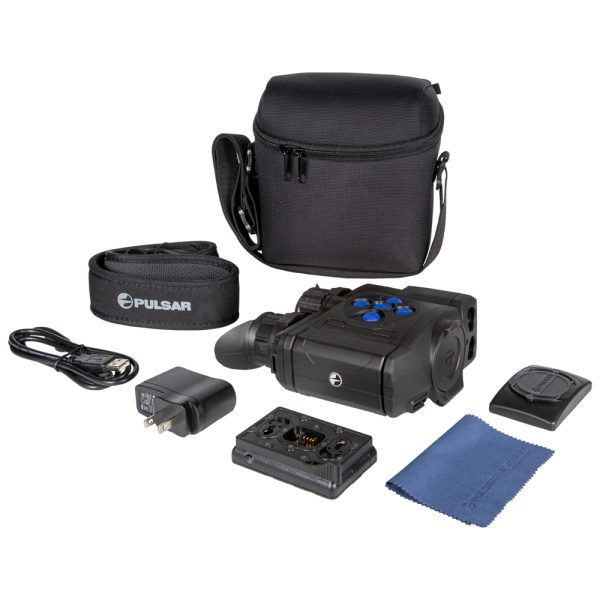 Pulsar Accolade 2 LRF Pro Thermal Imaging Binoculars