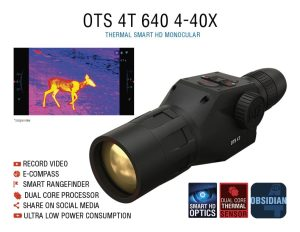 ATN OTS 4T 640 4-40x Thermal Monocular